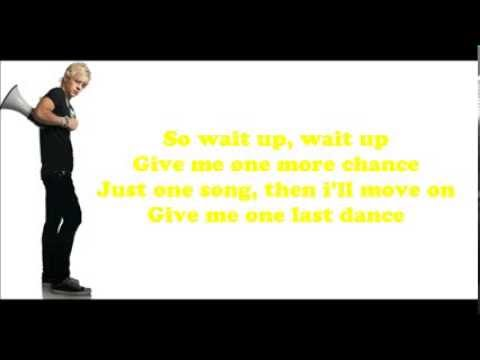 One Last Dance - R5 [Lyrics]