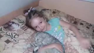 Любовь между Кошкой и Ребенком 😻 Коты и дети 2018 Животные 🐱 Cat