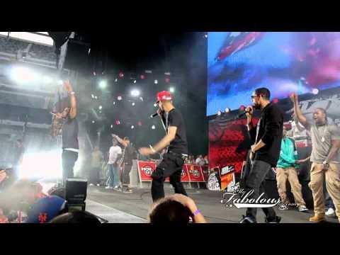 Fabolous, Lloyd Banks, Swizz Beatz & Ryan Leslie Perform Start It Up