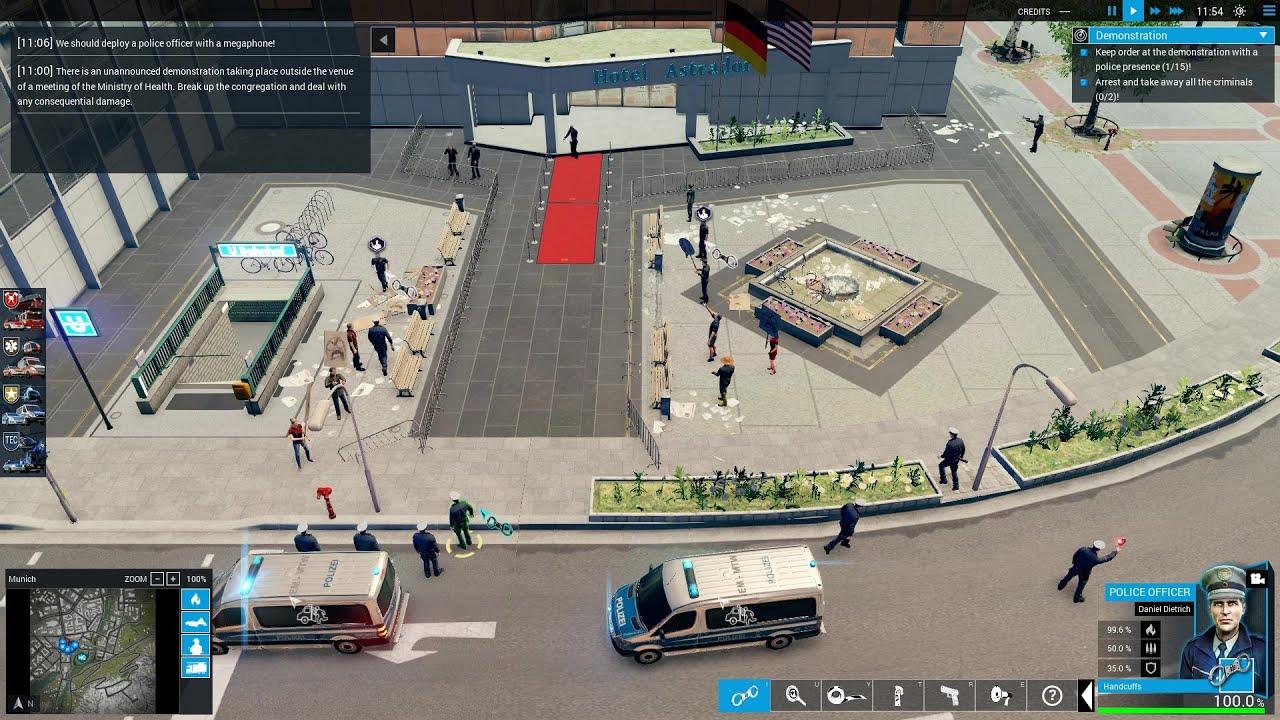 emergency 2016 demonstration gameplay hd youtube. Black Bedroom Furniture Sets. Home Design Ideas