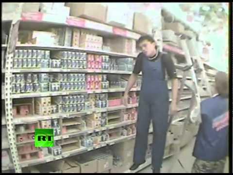 Смотреть видео пуси райт в супермаркете