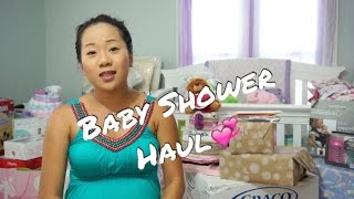BABY SHOWER HAUL