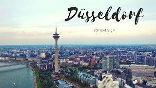 Düsseldorf, Germany 🇩🇪 - solo travel