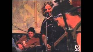 Pearl Jam - Corduroy (Music Video - Studio Cut)
