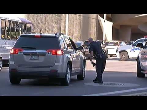 Search for shooting suspect at Sky Harbor Airport