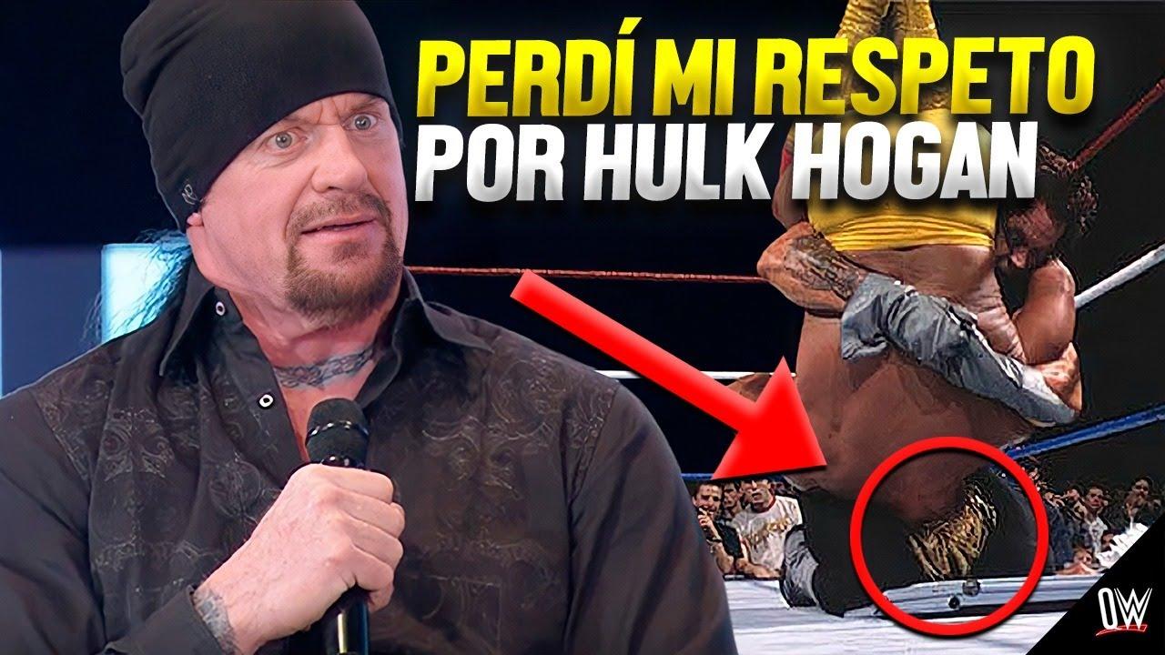 La Falsa Lesión de Hulk Hogan | #LaVerdaderaHistoria