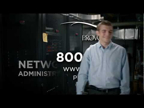 Provo College Network Administrator Commercial
