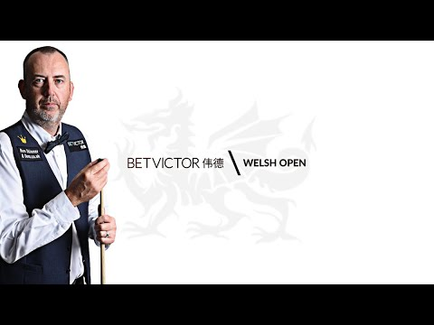 Williams Ready For O'Sullivan Semi Final Clash In Wales!
