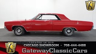 1964 Pontiac Grand Prix Gateway Classic Cars Chicago #1090