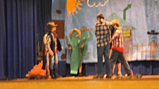 Pecos Bill Play - Salem Elementary School
