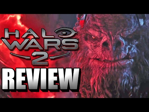 Halo Wars 2 Gameplay Review