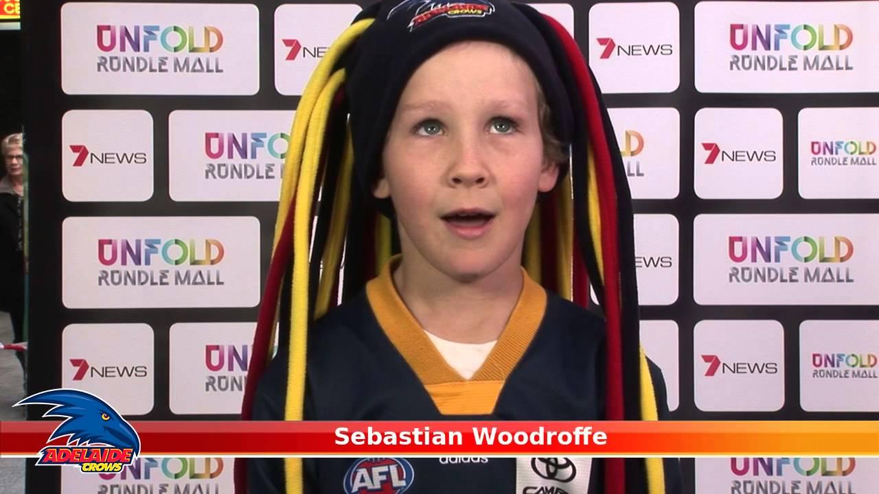 Sebastian Woodroffe  News Crows Experience