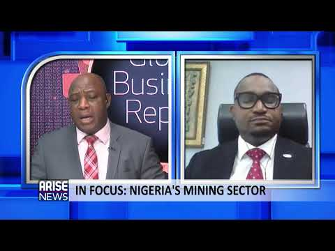 Nigeria's mining sector and its potential.