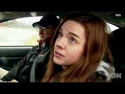 Drivers stoned on marijuana test their driving skills
