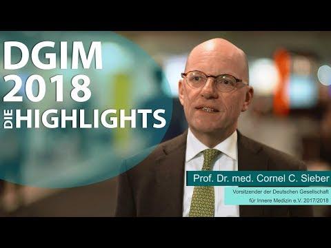 Unsere Highlights vom Deutschen Internistenkongress 2018