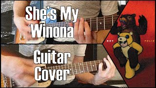 Fall Out Boy - She's My Winona / Guitar Cover (+TAB)
