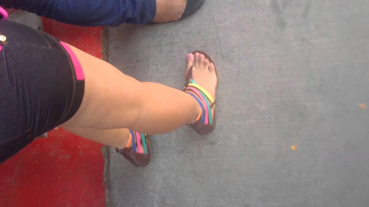 chicas jodidas fetichismo de pies