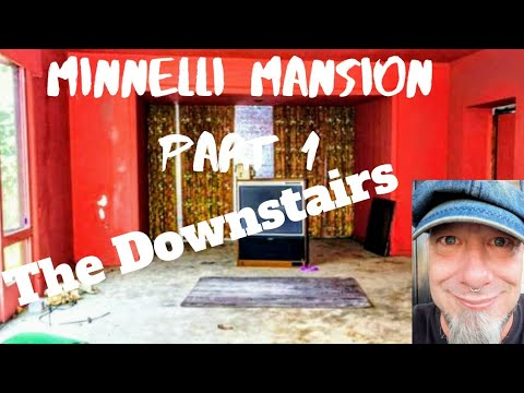 Abandoned Minnelli Mansion Beverly Hills California The Upstairs Everything Was Left Behind Youtube