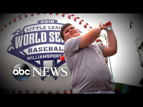 Player becomes big star at 71st Little League World Series