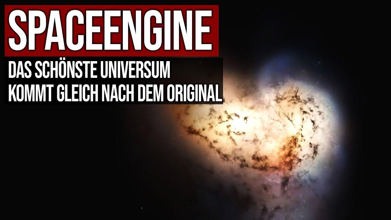 SpaceEngine - Das schönste Universum - Kommt gleich nach dem Original :D