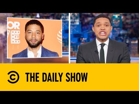 Did Jussie Smollett Stage His Own Attack? | The Daily Show with Trevor Noah