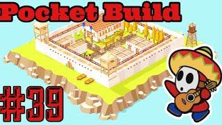 Pocket Build #39 | Fortress Village
