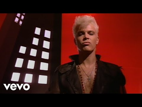 Billy Idol – Flesh For Fantasy
