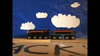 1994 Wooden Railway Gordon's
