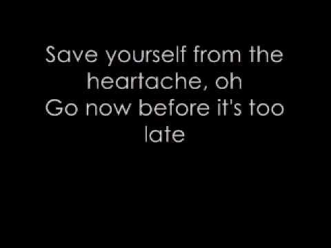 The Script- Walk Away (lyrics)