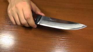 Нож охотничий Садзи Такеси SJ-08/04 - японский образчик(Культурное наследие Японии в виде охотничьего ножа. За дикие деньги можно получить представление о том,..., 2015-03-05T04:35:14.000Z)