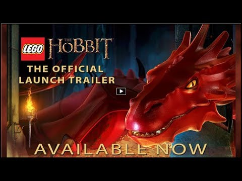 LEGO The Hobbit Video Game Launch Trailer