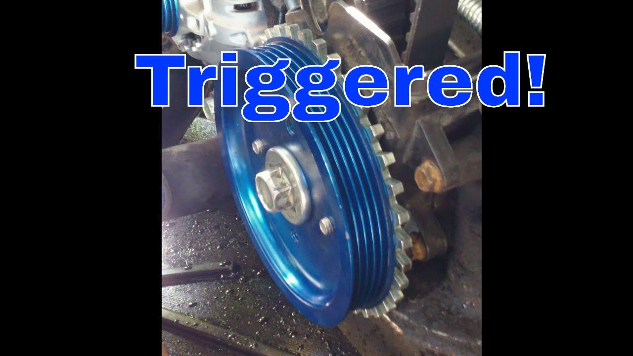 AE86 How Trigger Wheels Work