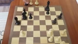 Шахматный тактический приём