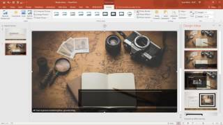 PowerPoint 2016:  Advanced Tips, Tricks, and Techniques