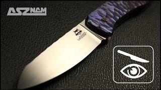 Нереальный кастом от Racoon Knives