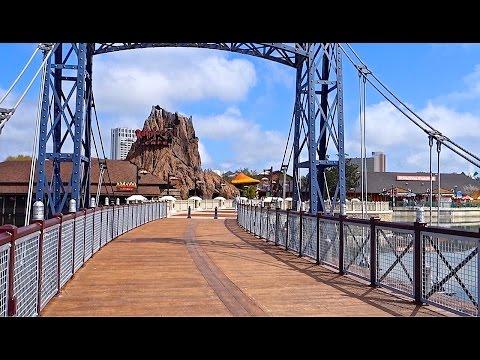 Disney Springs Construction Update - March 2015 - Walt Disney World - Downtown Disney