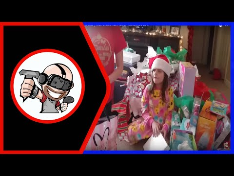 Opening 80 Christmas Presents | Kids...