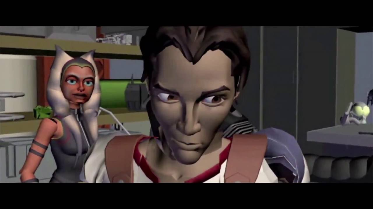 Ahsoka & Nyx in the Underworld story reel (with subtitles)
