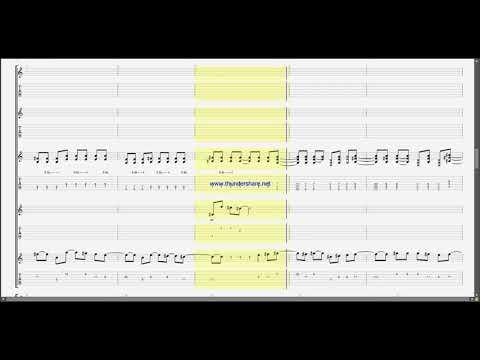 (Guitar Tab)【ダーリン・イン・ザ・フランキス】XX:me - トリカゴ/ DARLING in the FRANXX ED1 Torikago