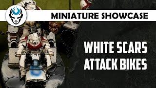 WHITE SCARS ATTACK BIKES - LVL 3 4K SHOWCASE