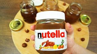 Топ 3 способа сделать Нутеллу (Nutella) | Просто и дешево