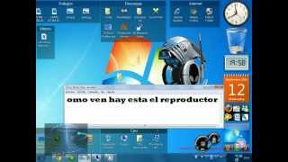 Como descargar reproductor windows media alienware Para windows vista,xp y Seven