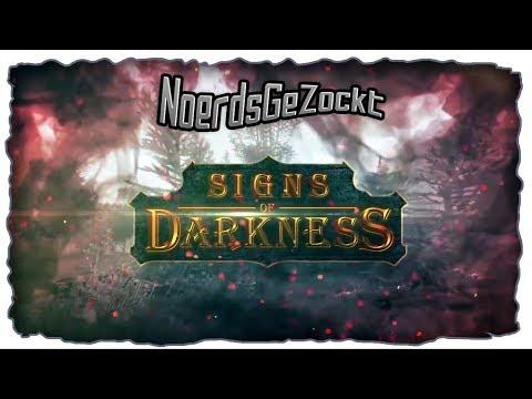 Signs Of Darkness  Angezockt #42 GameplayGermanDeutschLets Play