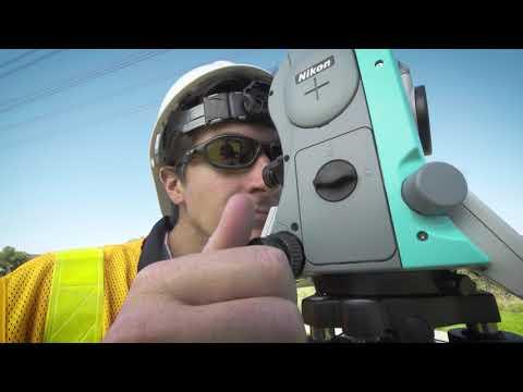 Nikon - XF - Optical Surveying -Nikon - Optical Surveying System by