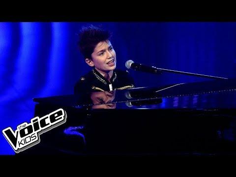 "Antek Scardina – ""When I Was Your Man"" – Finał – The Voice Kids Poland"