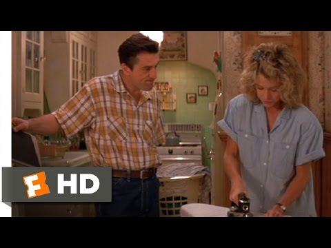Stanley & Iris (9/11) Movie CLIP - Stanley Offers to Iron (1990) HD