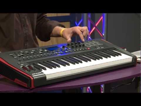 Novation Impulse 61/49/25 Key USB MIDI Controller Keyboard - Overview | Full Compass