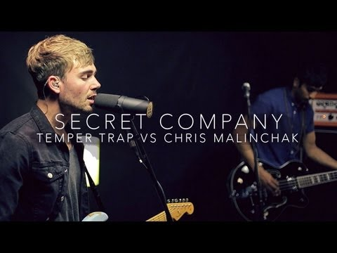The Temper Trap - Sweet Disposition vs Chris Malinchak - So Good To Me (Secret Company Cover)