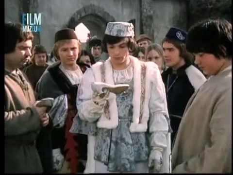 youtube filmek - Három mogyoró Hamupipőkének 1974