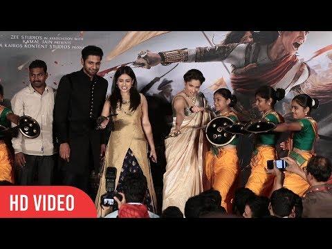 Ankita Lokhande As Jhalkaribai At Manikarnika Trailer Launch